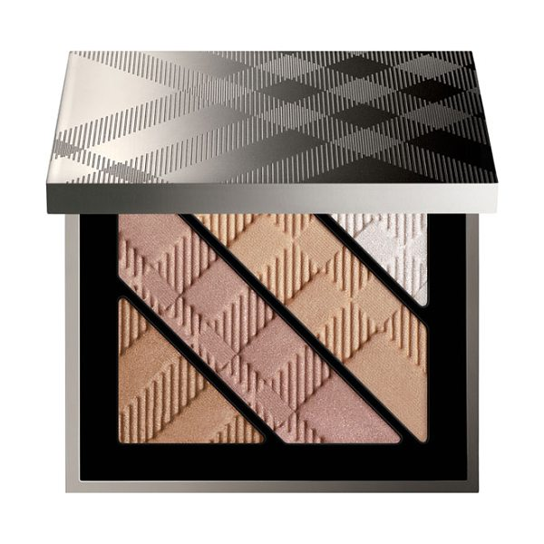 Burberry Beauty Complete eye palette in no. 03 pale nude