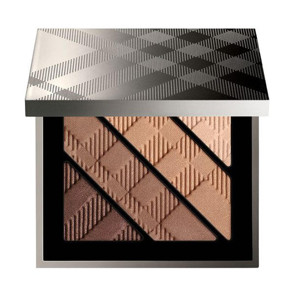 Burberry Beauty complete eye palette in no. 02 mocha - Designed for effortless application, each Burberry...