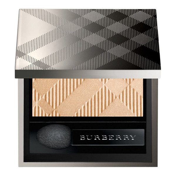 Burberry beauty eye color wet & dry glow eyeshadow in no. 001 gold pearl
