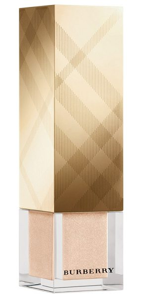 Burberry Beauty festive fresh glow luminous fluid foundation in no. 01 nude radiance - The lightweight Fresh Glow Luminous Fluid Foundation...