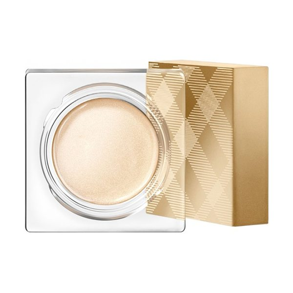 BURBERRY BEAUTY festive gold shimmer gold touch - What it is: A multi-use, pearlescent cream highlighter...
