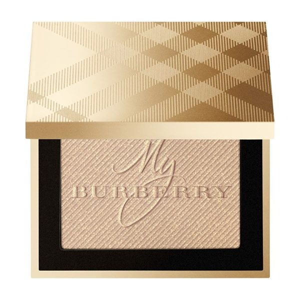 Burberry Beauty Gold glow fragranced luminizing powder in no. 01 - Burberry Beauty Gold Glow Fragrance Luminizing Powder is...