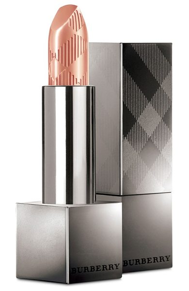 Burberry Beauty Lip mist natural sheer lipstick in no.212 nude peach