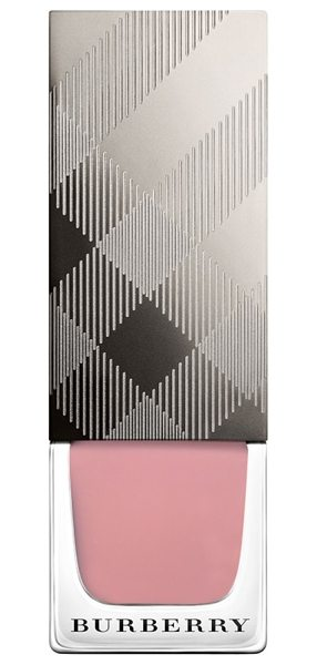 Burberry Beauty nail polish in no. 400 rose pink - Burberry Beauty nail polish features a protective,...
