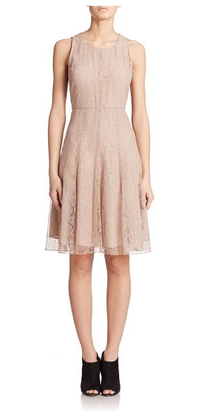 BURBERRY LONDON Valentina lace dress - The shape is simple but the look is lavish in this...