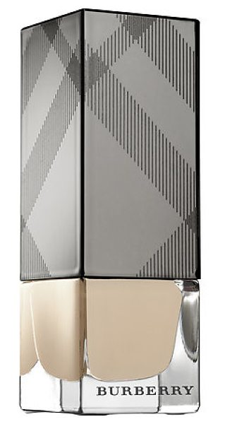 BURBERRY nail polish nude beige no. 100 0.27 oz/ 8 ml - A runway-inspired line of nail polishes with a...