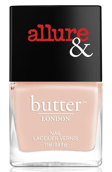Butter London Nail lacquer in nude stilettos - butter LONDON nail lacquers each feature a nourishing,...