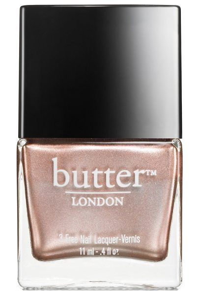 Butter London Nail lacquer in goss - butter LONDON nail lacquers each feature a nourishing,...