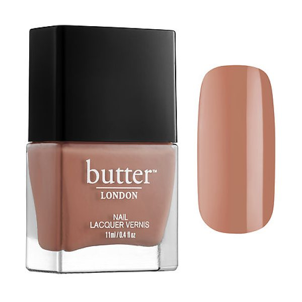 BUTTER LONDON nail lacquer tea with the queen - A heavily pigmented, high-fashion nail polish. Created...