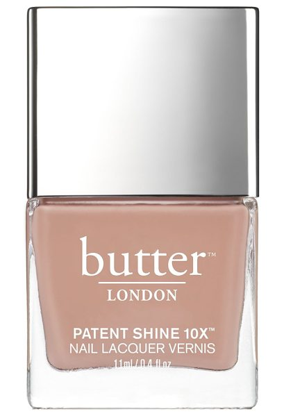 Butter London Patent shine 10x nail lacquer in mums the word - Fierce color sparks a revolution with butter LONDON...