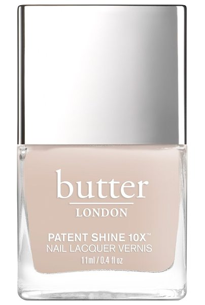 Butter London Patent shine 10x nail lacquer in steady on - Fierce color sparks a revolution with butter LONDON...