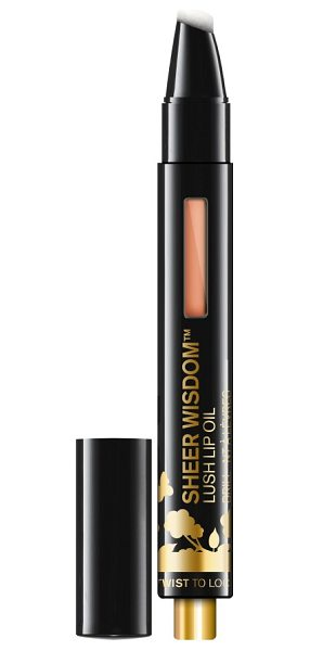 Butter London sheer wisdom lip oil in buff