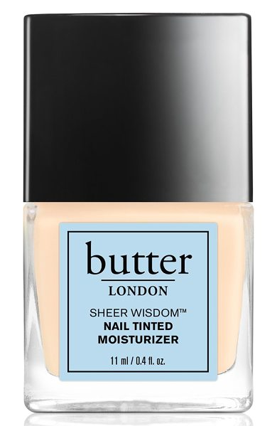 Butter London Sheer wisdom in fair - This all-in-one tinted moisturizing treatment protects...