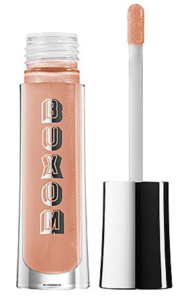 Buxom full-bodied™ lip gloss yes you - A sheer, shimmering, hydrating gloss with a no-tingle...