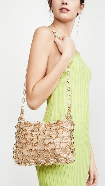 by FAR capria bag in nude