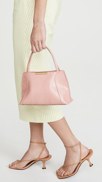 by FAR charlotte bag in pink