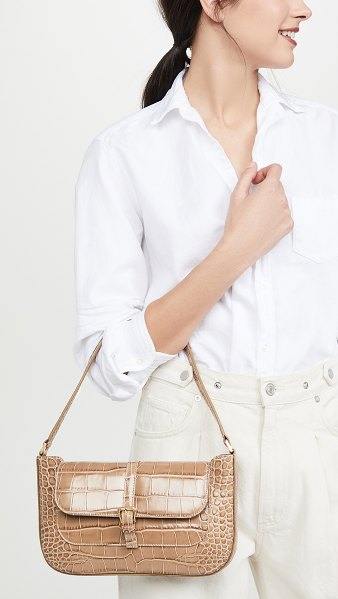 by FAR miranda bag in taupe