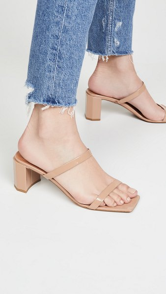 by FAR tanya sandals in nude