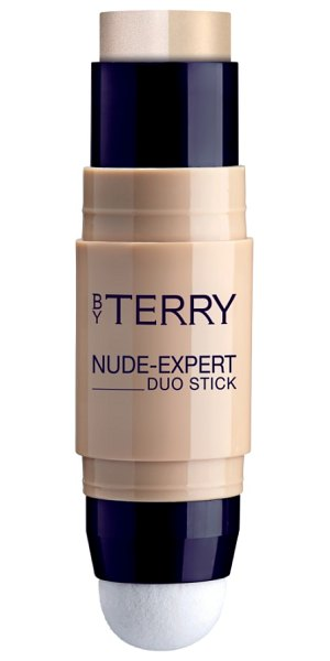 By Terry space. nk. apothecary  nude-expert foundation & highlighter stick in 2- neutral beige - What it is: A two-in-one portable stick that is half...