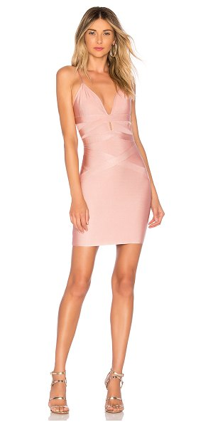 by the way. Cadence Mesh Dress in pink - 90% poly 10% spandex. Hand wash cold. Unlined. Front and...