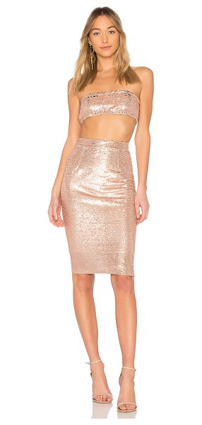 "BY THE WAY. Chloe Sequin Set - ""Self & Lining: 100% poly. Hand wash cold. Fully lined...."
