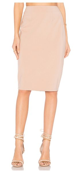 "BY THE WAY. Gina Midi Skirt - ""60% rayon 35% nylon 5% spandex. Hand wash cold...."