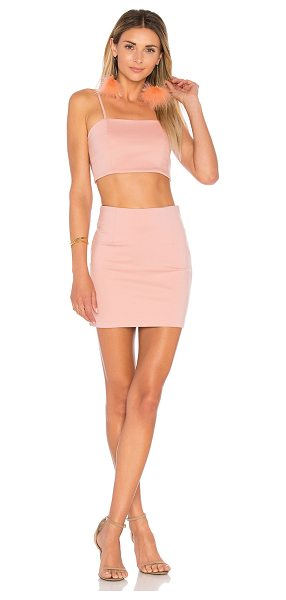 "by the way. Matisse Cami Set in pink - ""Self: 60% viscose 35% nylon 5% elastaneLining: 100%..."