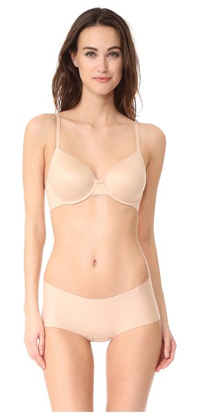 Calvin Klein Underwear everyday calvin full coverage bra in bare