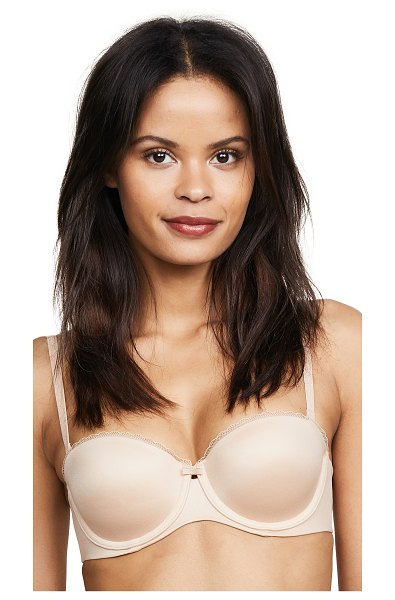Calvin Klein Underwear everyday lightly lined bra in bare