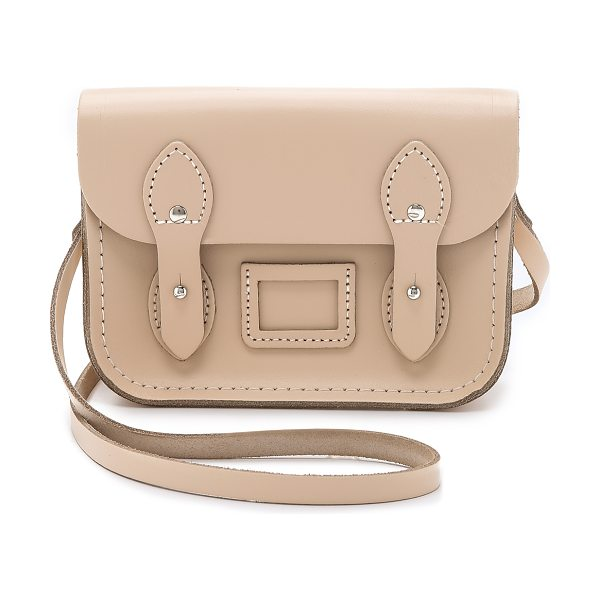 Cambridge Satchel Tiny satchel in cream