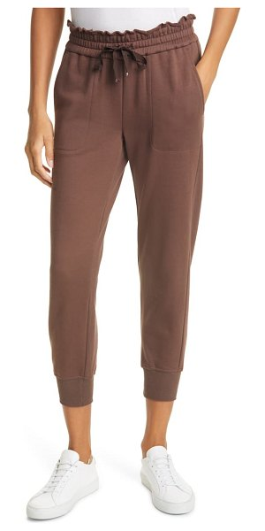 CAMI NYC lynley joggers in brown