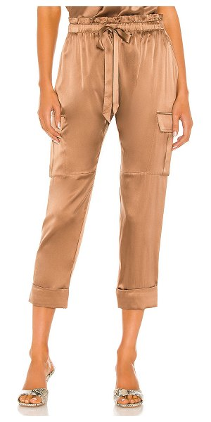 CAMI NYC the carmen pant in cappuccino