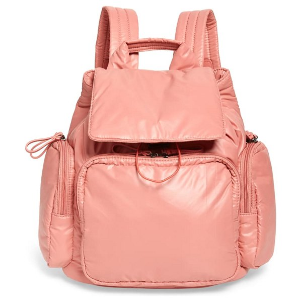 CARAA small cirrus backpack in pink