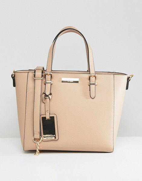 CARVELA KURT GEIGER Danna Winged Tote Bag - Cart by Carvela, Bag it up, Twin handles, Branded tag,...