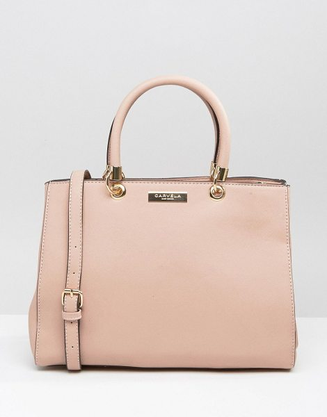 "Carvela Kurt Geiger Tote Bag in pink - """"Cart by Carvela, Faux-leather outer, Contrast lining,..."
