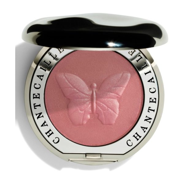 Chantecaille philanthropy cheek shade in butterfly