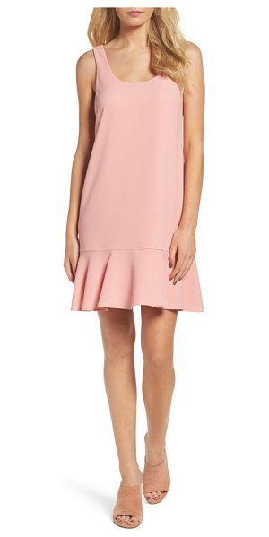 Charles Henry tank dress in blush - Fresh and vibrant, this easy tank dress is sure to be a...