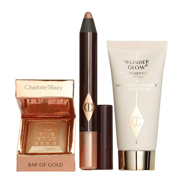 Charlotte Tilbury 24 karat glow set in no color - What it is: Charlotte Tilbury 24 Karat Glow is a...
