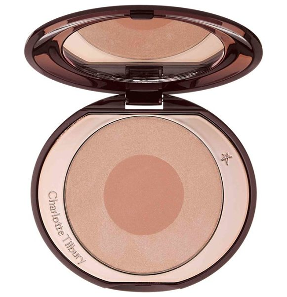 Charlotte Tilbury Cheek to chic swish & pop blush in first love - What it is: Cheek to Chic Swish and Pop Blush is a...