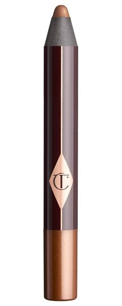 Charlotte Tilbury color chameleon eyeshadow pencil in amber haze - What it is: An eyeshadow pencil that transforms or...