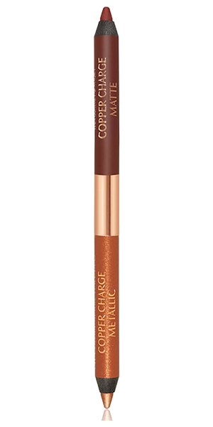 Charlotte Tilbury eye color magic liner duo in copper charge