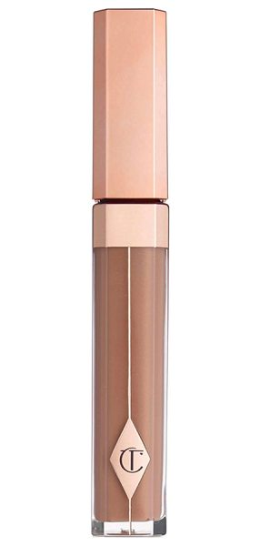 Charlotte Tilbury Lip lustre luxe color-lasting lip lacquer in bardot beige - What it is: Lip Lustre is a super-luxe, high-gloss...