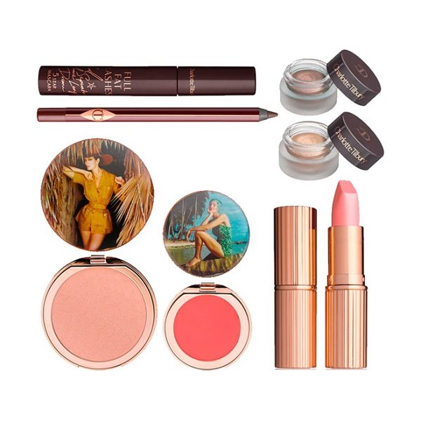 CHARLOTTE TILBURY Norman parkinson - Charlotte Tilbury has teamed up with the Norman...