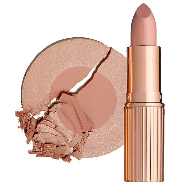 CHARLOTTE TILBURY Shades of love - What it is: This limited-edition set by Charlotte...
