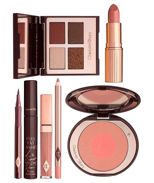 Charlotte Tilbury The dolce vita set in no color