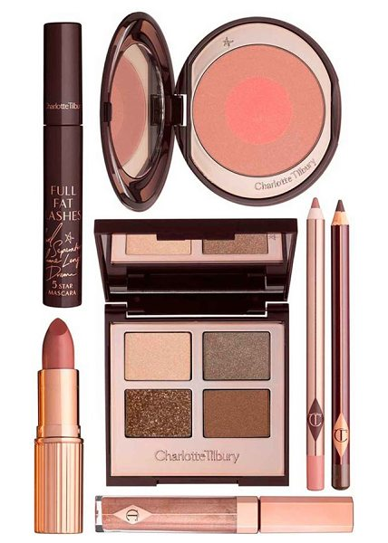 Charlotte Tilbury The golden goddess set in no color - Re-create The Golden Goddess look with ease thanks to a...