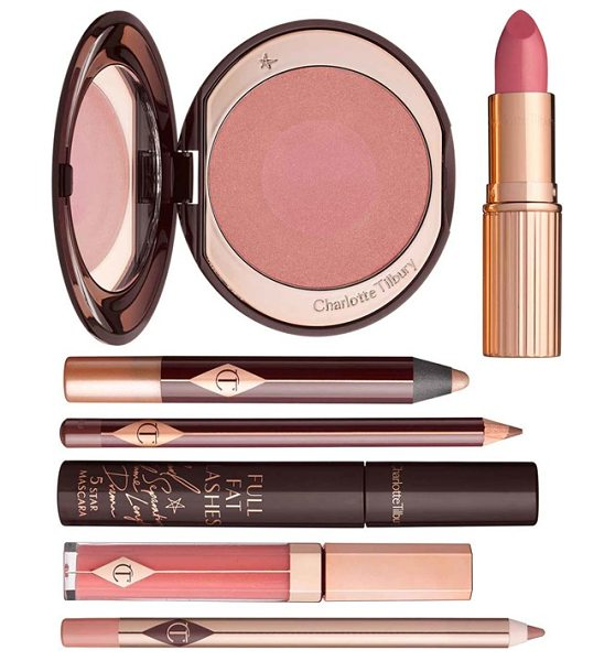 Charlotte Tilbury The ingenue set in no color - Re-create The Ingenue look with ease thanks to a...