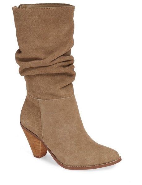 Chinese Laundry stella boot in beige