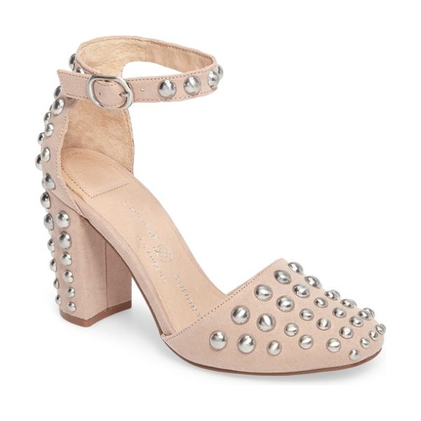 CHINESE LAUNDRY vegas studded pump - Polished dome studs bring edgy, modern dimension to a...