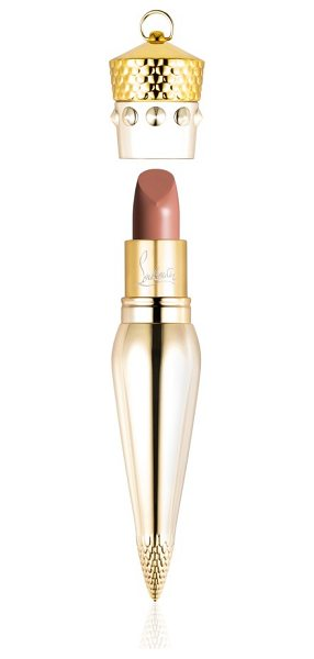Christian Louboutin silky satin lip colour in me nude 710 - What it is: A formula that is the perfect alliance of...